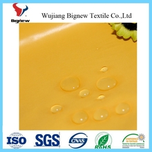 promotional 210t taffeta waterproof oilproof clothes fabric textile supplier