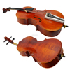 Middle Grade All Solidwood Flamed Cello