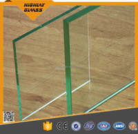 Top level tempered glass/armored glass
