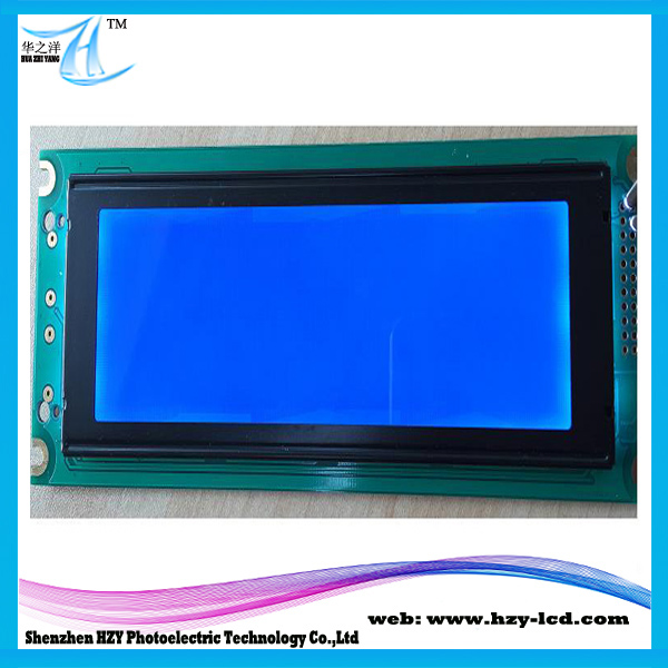 Graphic Type 240 x 64 LCD More Popular Application Low Price Quality LCM Modules