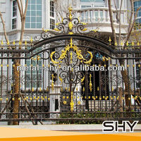 Steel Gates Grill Design