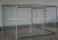 big dog kennels chain link wire /out door dog kennels cages direct factory