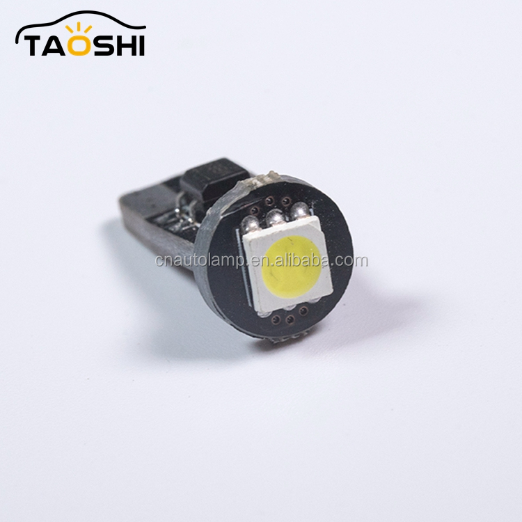 Factory Bulb Lamp 12V 5W T10 Interior Auto Canbus Led Car Light
