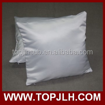 wholesale happy Christmas print home white pillow cover for sale