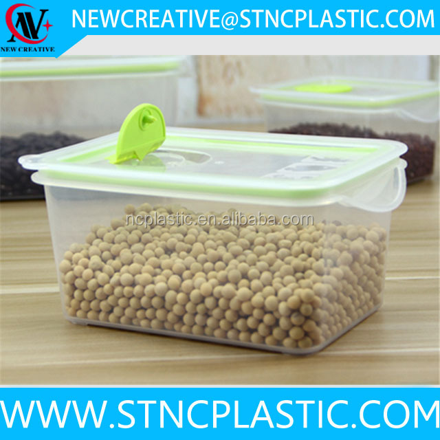 Leak Proof Nested Canister Breakfast Cracker Storage bio degradable eski storage box