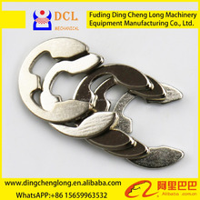 Dingchenglong snap ring lock washers stainless steel 3.0-7.0-0.5 E-type-circlips