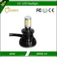 led headlight bulbst h1 h4 h7 h8 h9 H11 skoda octavia led headlight