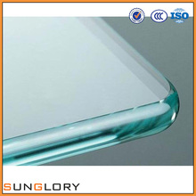 6mm 8mm 10mm 12mm 15mm 19mm thick Tempered Glass Dining Table