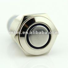 F0294 16mm LED metal push button pushbutton switch latching