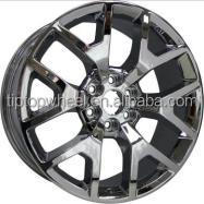 item M-010 20 22 26 inch aluminum car wheels polishing nice price alloy wheel for car 20 GM