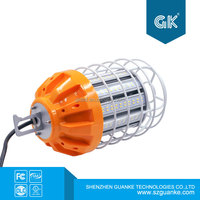 DLC UL 100w led working lamp use in construction building site replace 400W metal halide HQI HPS 135lm/w LG chips