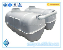 Large integrated FRP purification tank\Domestic sewage water treatment plant/sewer septic tank 1.5