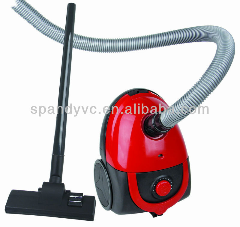 vacuum cleaner with bag LD-616 horizontal vacuum cleaner