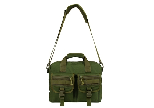 Ranger green tactical holdall shoulder notebook bag military laptop army patrol computer back pack CL5-0046