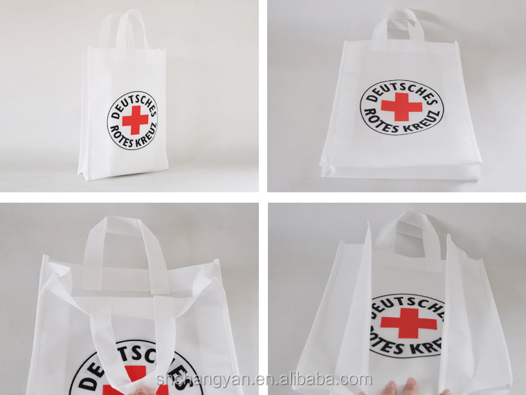 Customized  nonwoven eco friendly package bag (NW-1198-383)