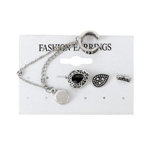 Fashion Silver Vietnam Jewelry Wholesale NSYG-0058