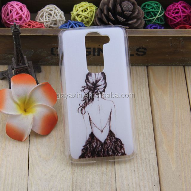 For Lg G2 D802 printed rubber silicone back case cover,original rock case for lg g2 d802