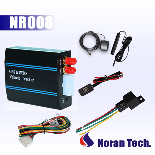 voice monitoring remotely car gps tracker nr008