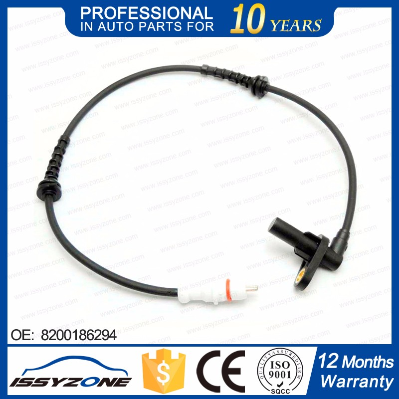 Front Left Right ABS Wheel Speed Sensor for Renault Clio II MK2 8200186294 IABSRN001