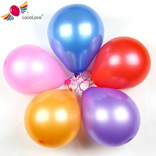 Different sizes industrial rubber ballons metallic balloons