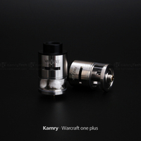 Kamry New products 2016 DIY atomizer match with box mods 510 rebuildable RDTA