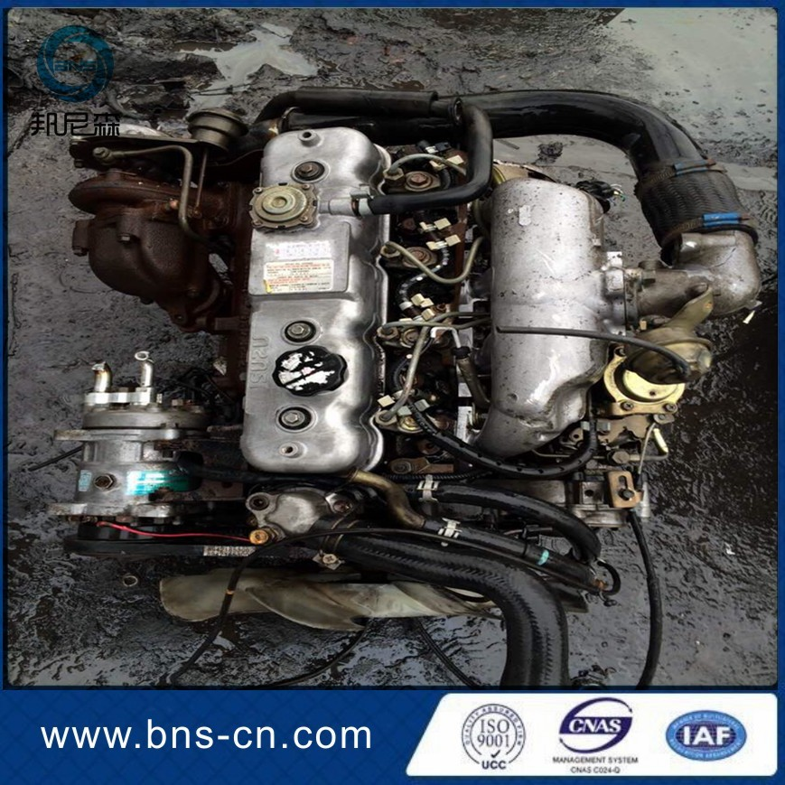 JDM 4JB1T turbo motor for NKR light truck
