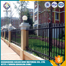China supplier high quality iron fence dog kennel , garden fence and fence designs