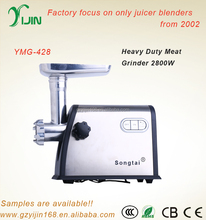 Wholesale 2800W electric meat grinder YMG-428