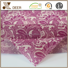 Digital Textile Printing On The Polyester Woven Fabric As Custom Design