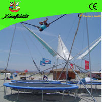 chinese trampoline bungee,Outdoor bungee trampoline