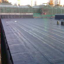 Roof rubber asphalt waterproof coating and bitumen paint off the shelf