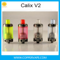 5ml Calix v2 top filling port calix plus color tank phenomenon atomizer crius rta