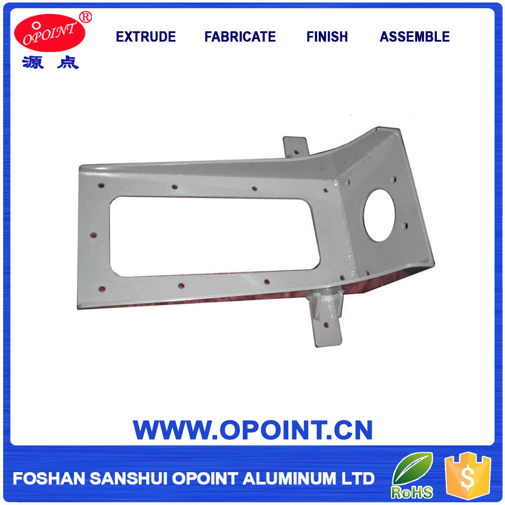 Wrought Aluminiun Motorcycle Factories Spare Parts China