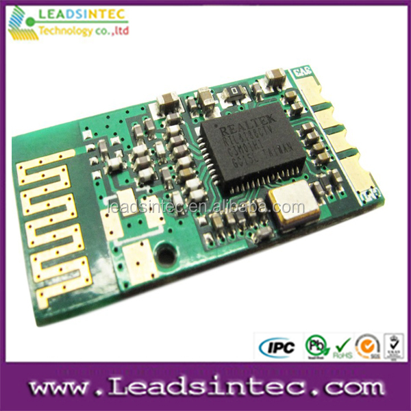 Shenzhen pcb assembly wifi circuit board, wifi transmitter circuit board design service
