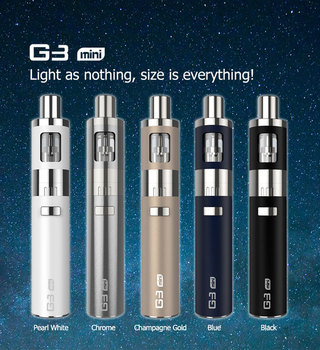 2016 New e cigarette LSS kit vapor G3 Mini vapor vape product