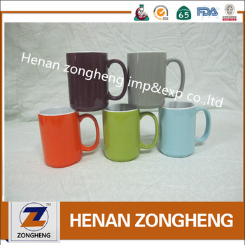 7102 mugs of 11oz sublimation mugs white blanc gray and different color according your select