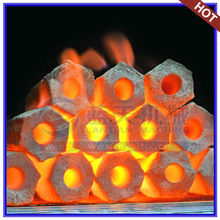 high quality sawdust briquette charcoal for Japan market