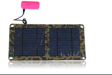 Mutifunctional 7W free energy sun power solar usb mobile phone charger For Mobilephone//DV/MP3/MP4/PSP
