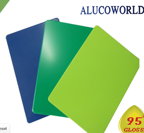 ACP PE coating Exterior/Interior wall 3mm/4mm/5mm/6mm ASTM standard BV certified 4mm pvdf aluminum composite panels price