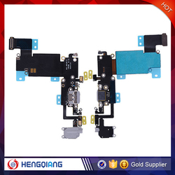 Charging Connector Flex Cable For iPhone 6s plus, Headphone Audio Jack Dock Charger Ribbon USB Port For iPhone 6s plus