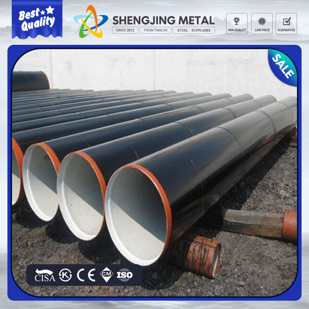 api 5l x60 lsaw steel pipe , round spiral steel pipe trade assurance ssaw s235jr steel pipe for oil and gas