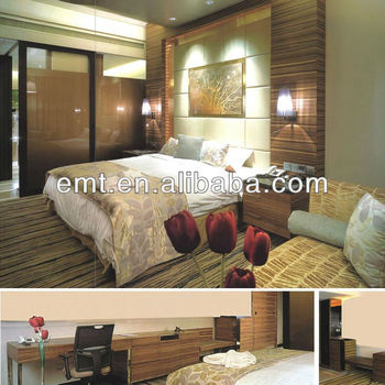 High end Modern furniture bedroom EMT-603