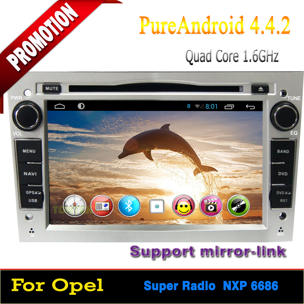 Tontek for opel astra hdvd Player 7 inch double din new quad core dvd wife 3G/4G mirror link