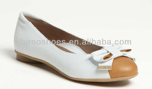 New design large size 42 to 46,10 to 13 ballet flat shoes women shoes(style no. WP92578)