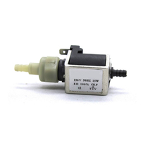 Continuous work H class solenoid steam iron solenoid water pump