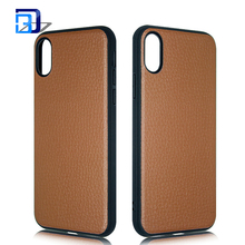 Best selling products 2017 in usa protective mobile phone case soft tpu pu leather back cover case for iphone X