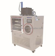 Cascade refrigeration freeze dryer price with vacuum pump