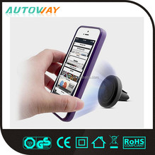 2016 Cheap Factory Wholesale Air Vent New Design Magnetic Mount Mobile Cell Phone Car Holder With Gift Box