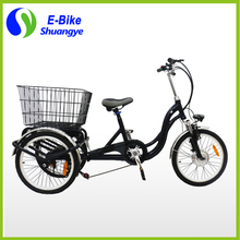 low price three wheel cargo electric tricycle