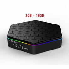 Hot T95Z PLUS android tv box 4K HD Android 6.0 tv box Amlogic S912 Quad Core 2.0Ghz 2GB 16GB